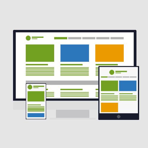 Responsive Design - deine Webseite mobil optimiert